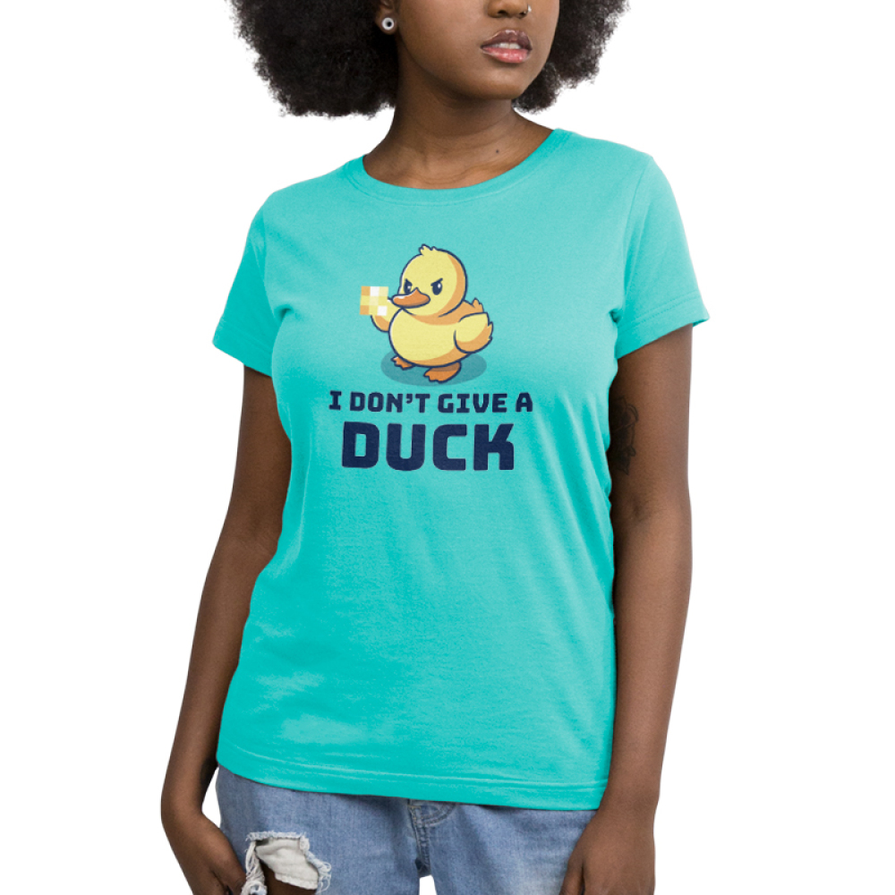 72350d3b1 I Don't Give a Duck | Funny, cute & nerdy shirts - TeeTurtle