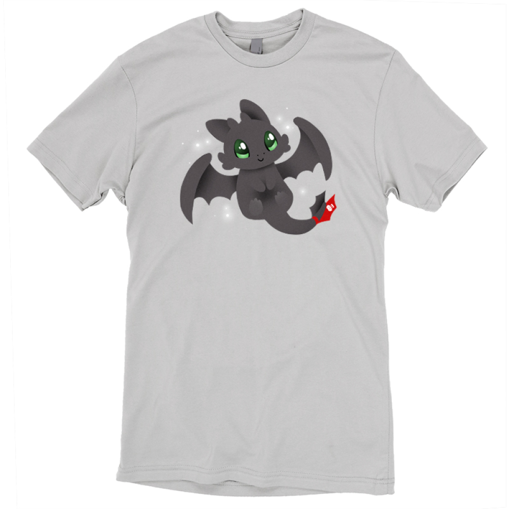 Kawaii Toothless t-shirt How to Train Your Dragon t-shirt featuring Toothless