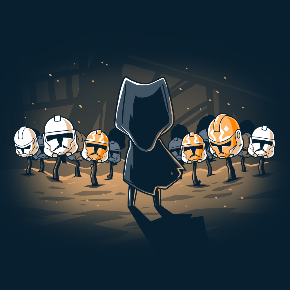 Victory And Death Official Star Wars Tee Teeturtle