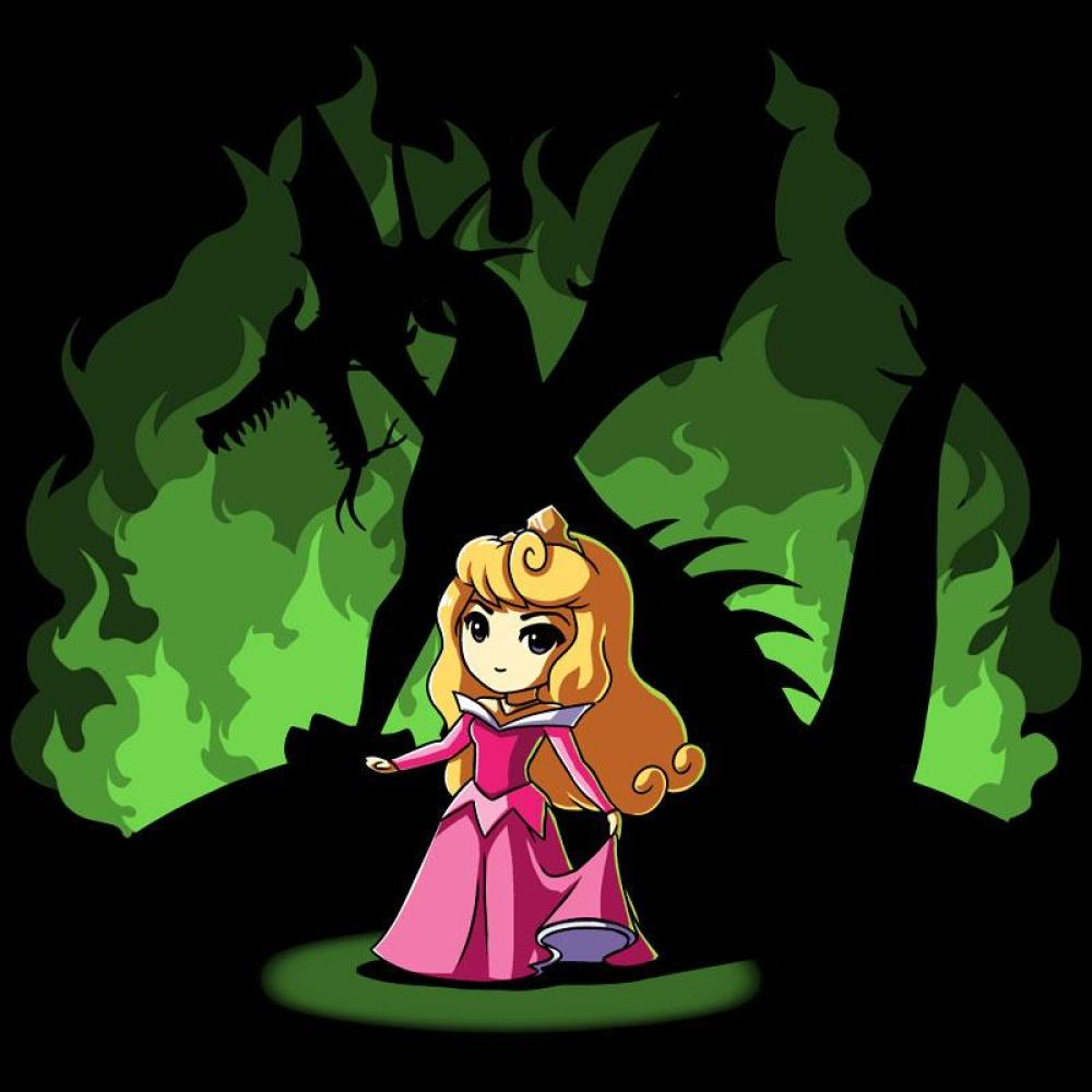 Aurora T-Shirt Sleeping Beauty TeeTurtle