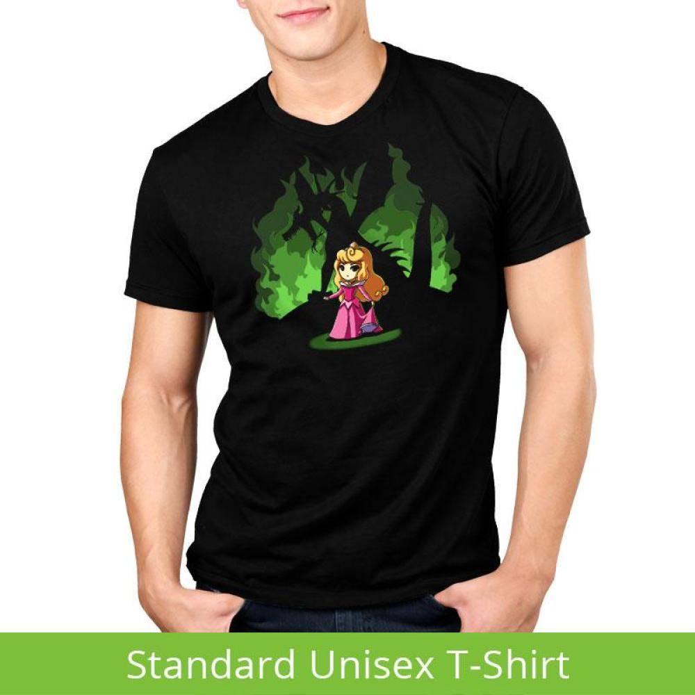 Aurora Standard T-Shirt Model Sleeping Beauty TeeTurtle