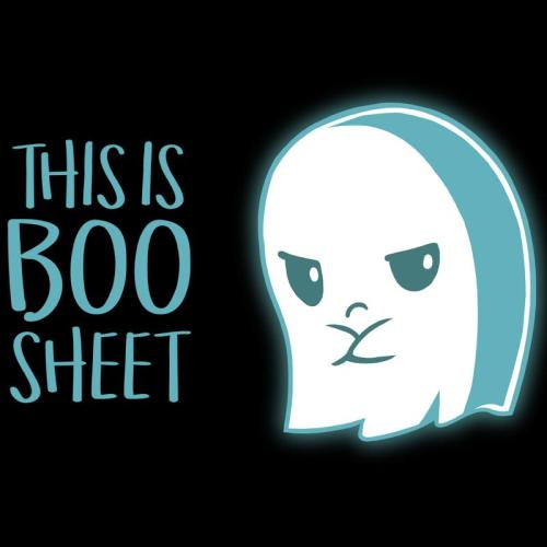 This is Boo Sheet T-Shirt TeeTurtle