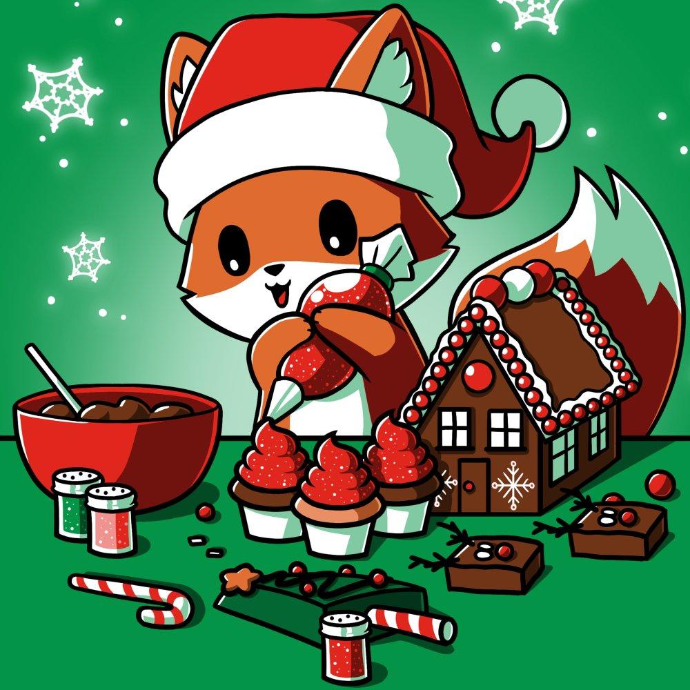 Christmas Cookies | Funny, cute & nerdy shirts - TeeTurtle