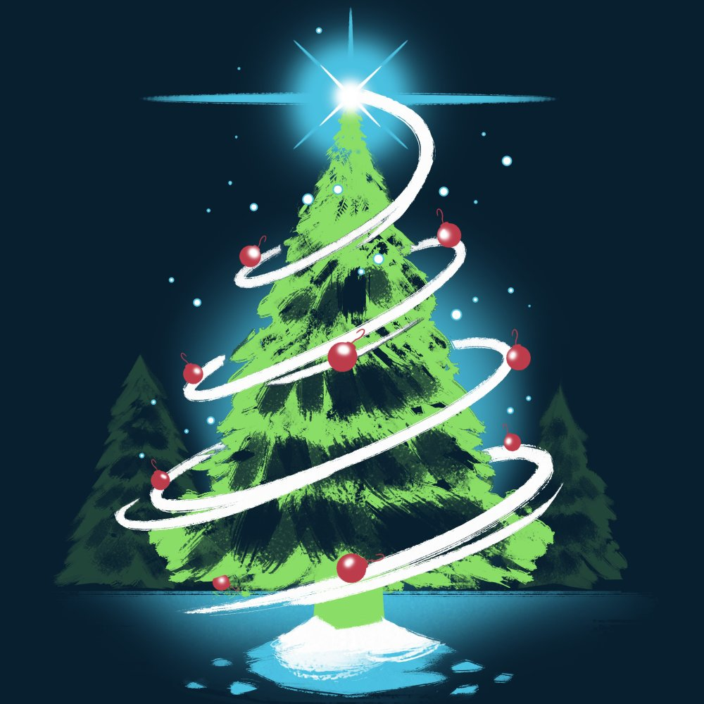 Christmas Tree T-Shirt TeeTurtle
