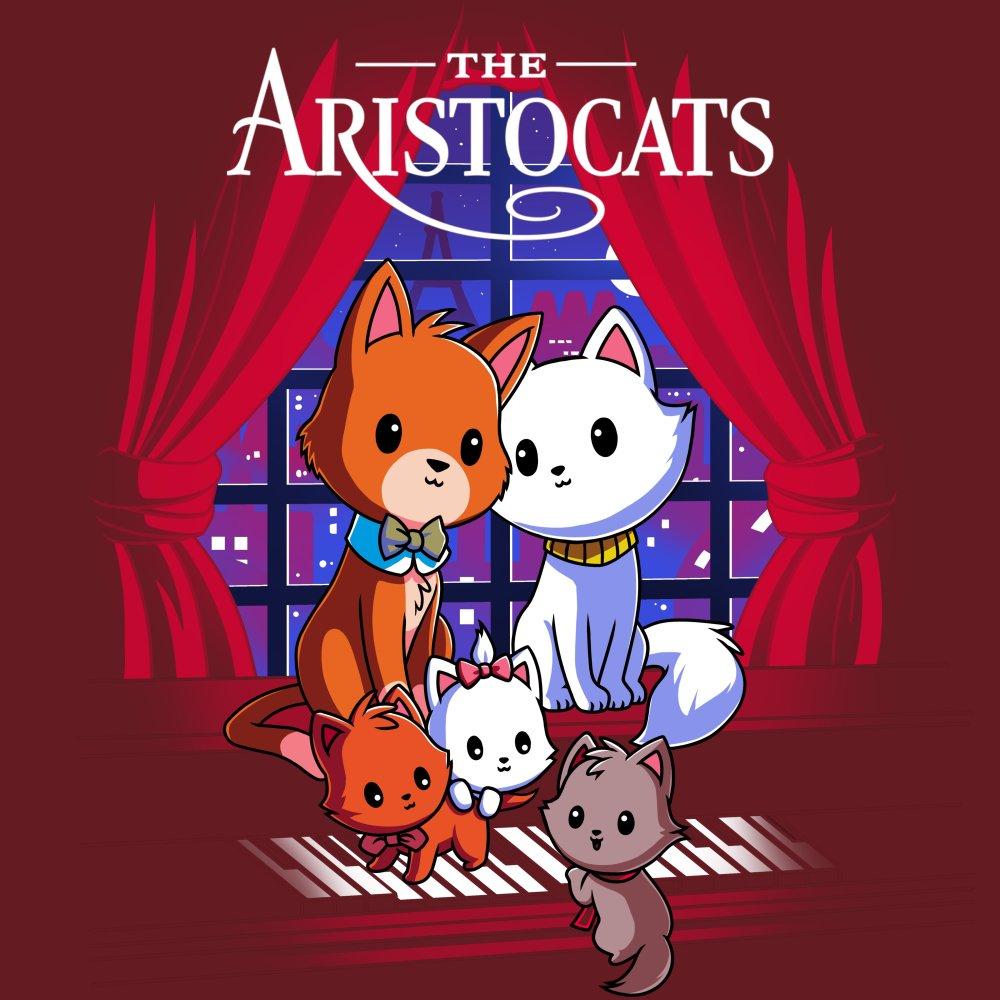 Disney The Aristocats T-Shirt Disney TeeTurtle