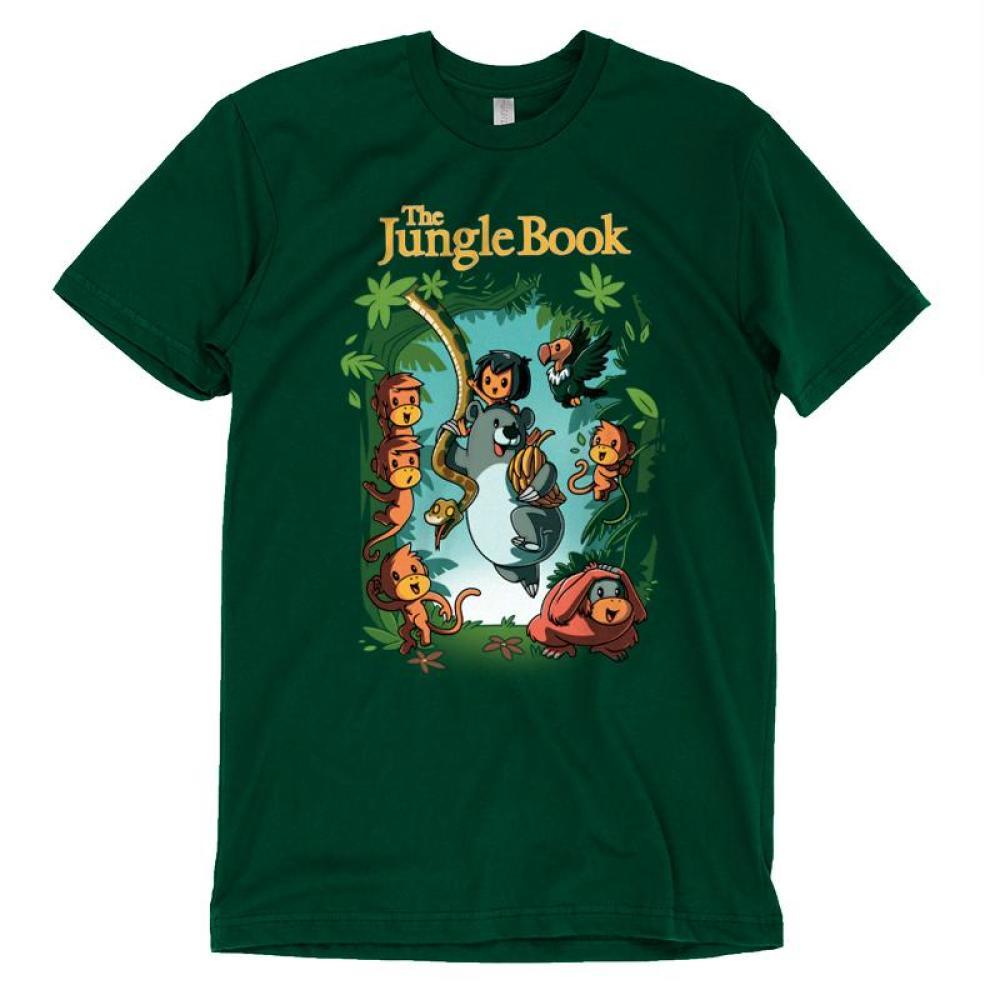 Disney The Jungle Book T-Shirt Disney TeeTurtle