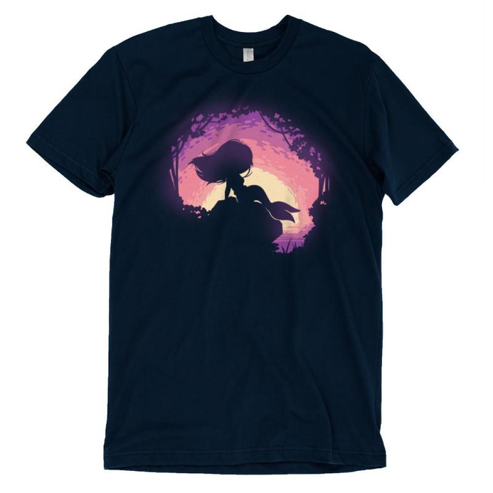 I Believe In Mermaids T-Shirt TeeTurtle