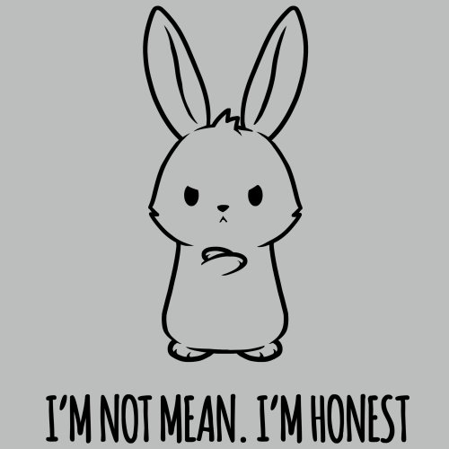 673c14bd I'm Not Mean. I'm Honest. $24. Quick Add. Lazy Day T-Shirt TeeTurtle ...