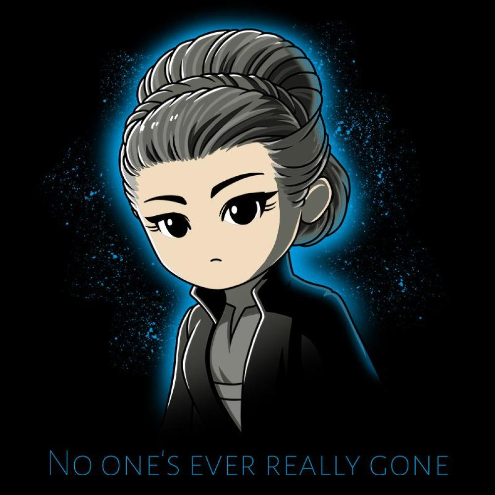 No One's Ever Really Gone T-Shirt Star Wars TeeTurtle