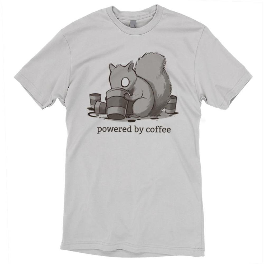 Powered By Coffee T-Shirts