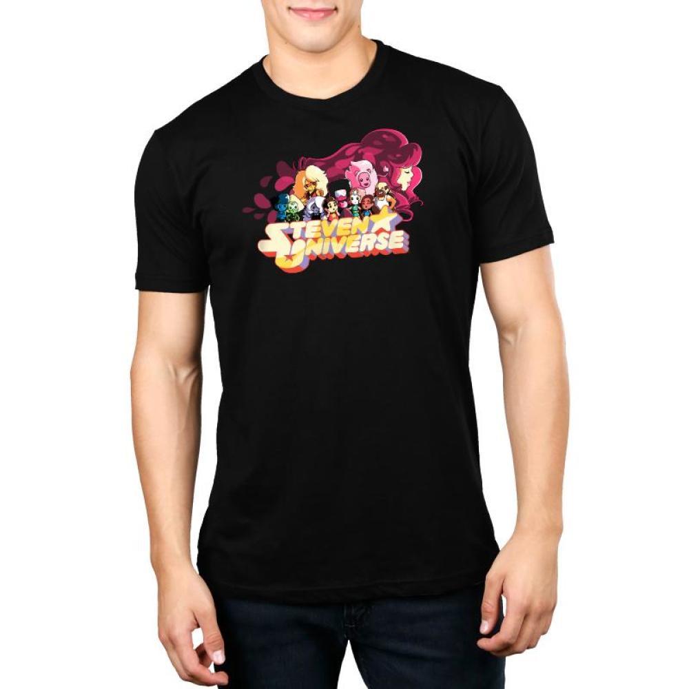 Steven Universe Shirt Standard T-Shirt Model Steven Universe TeeTurtle