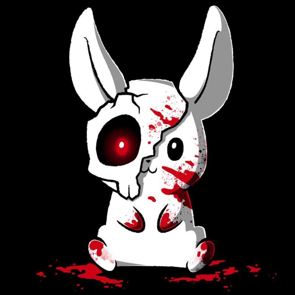 Spoopy Bunny T-Shirt TeeTurtle