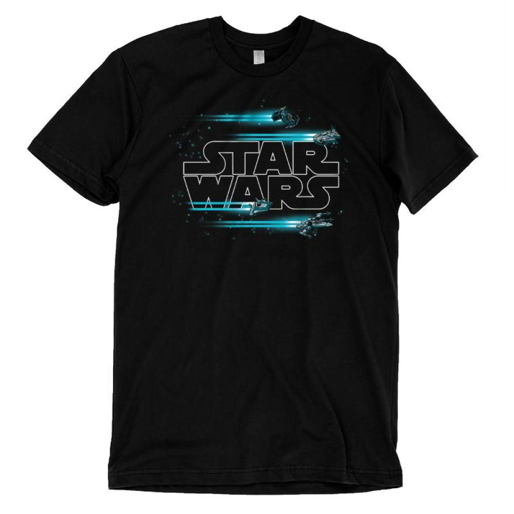 Jump to Hyperspace T-Shirt Star Wars TeeTurtle