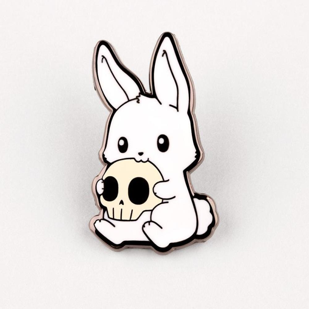 Adorable Monstrosity Charm Pin TeeTurtle