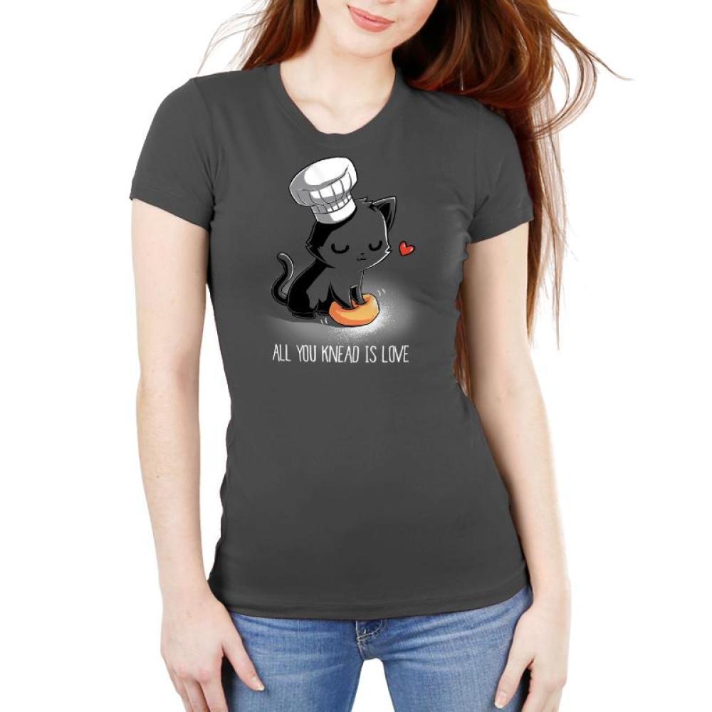 778b4d42 All You Knead Is Love | Funny, cute & nerdy shirts - TeeTurtle