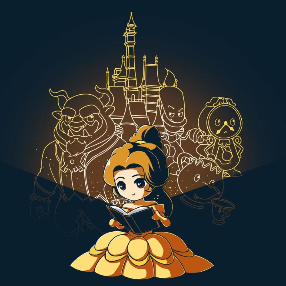An Enchanting Tale T-Shirt Beauty and the Beast TeeTurtle
