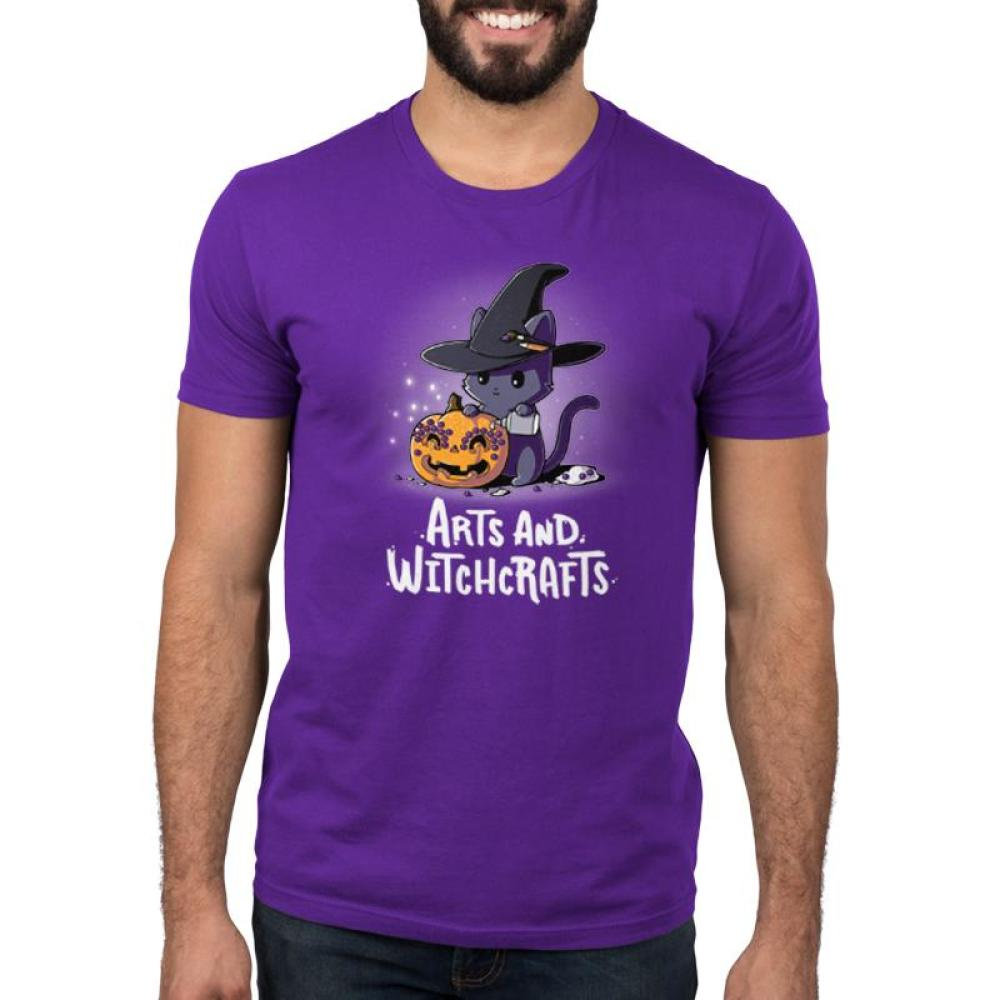 Arts and Witchcrafts Men's T-shirt Model TeeTurtle