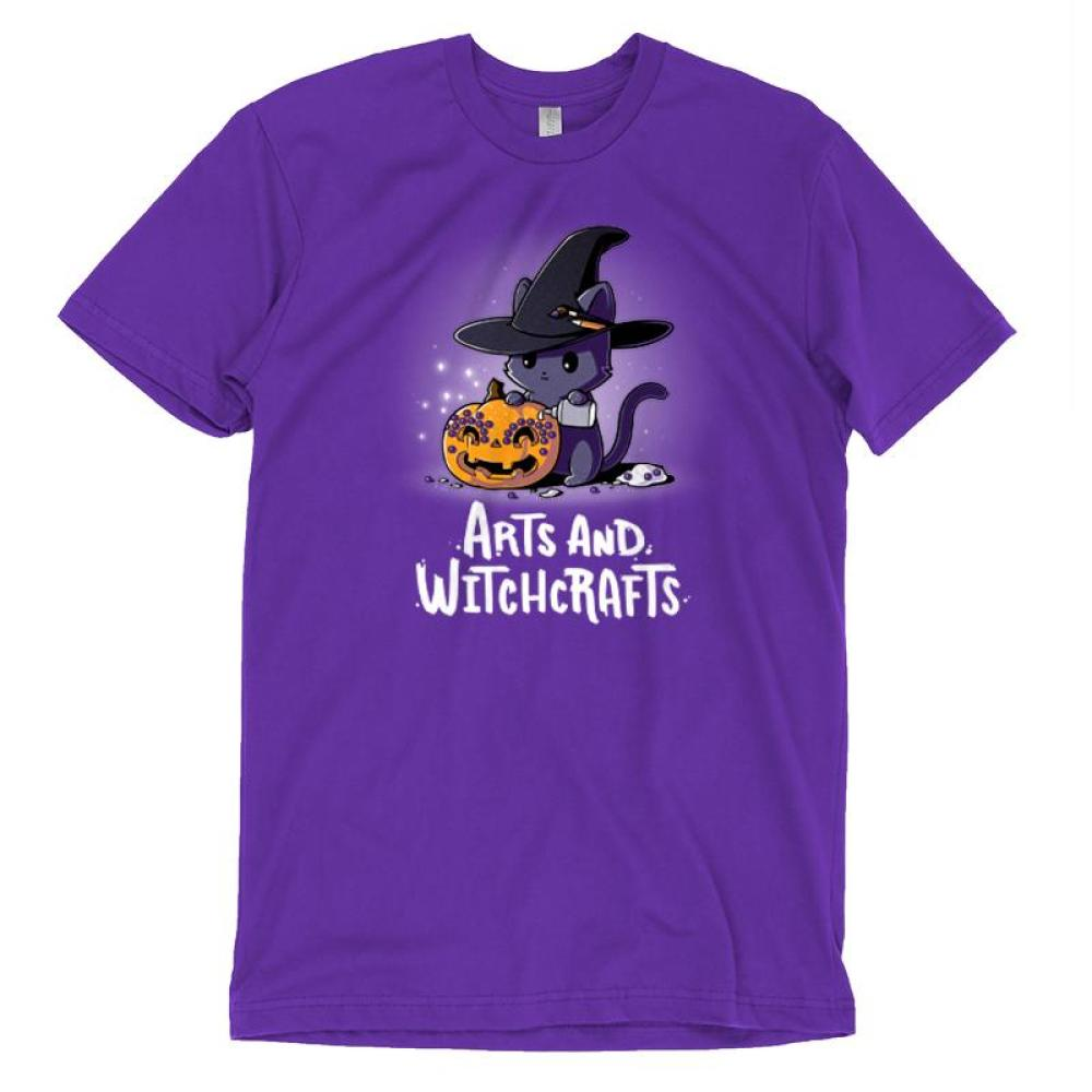 Arts and Witchcrafts T-shirt TeeTurtle