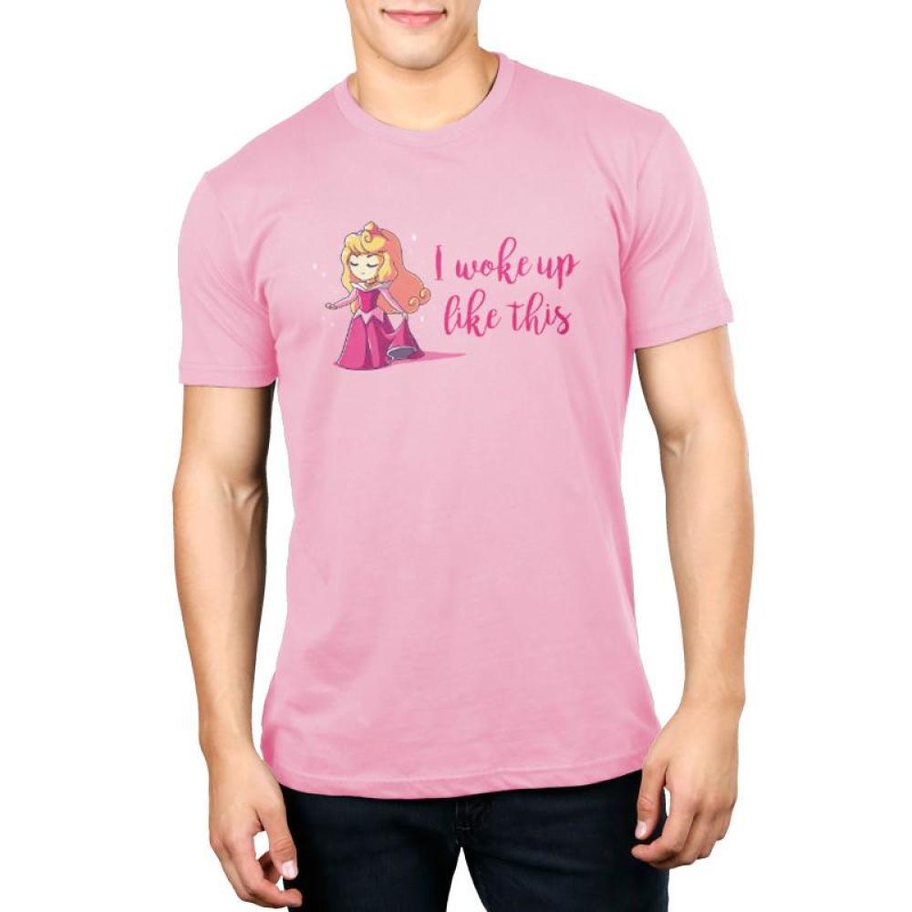 Beauty Sleep Men's T-Shirt Model Disney TeeTurtle