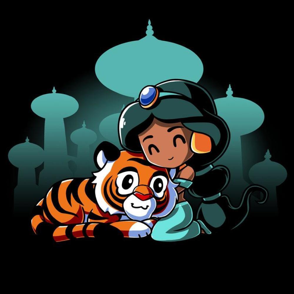 BFFs (Jasmine and Raja) T-Shirt Disney TeeTurtle