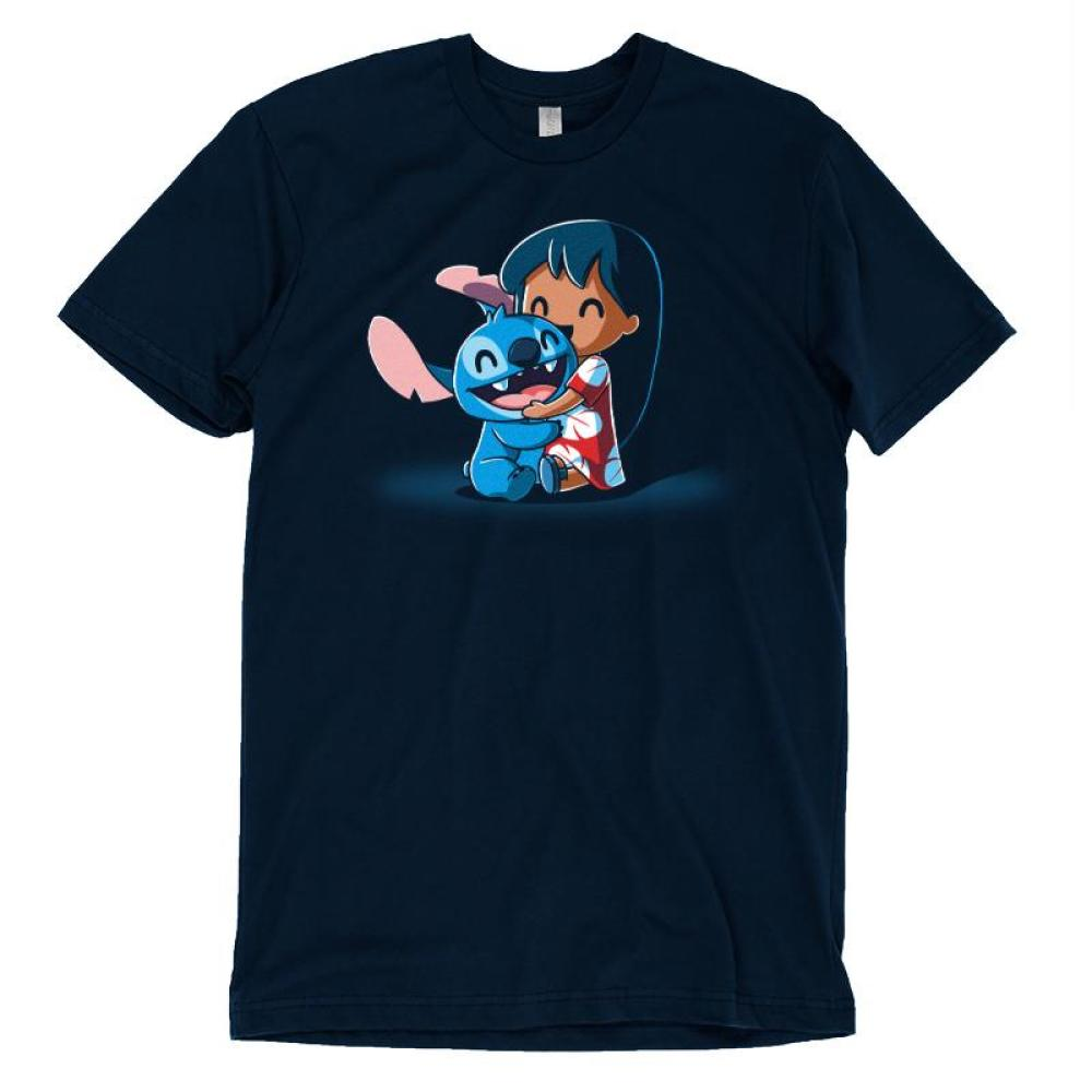 BFFs (Lilo and Stitch) T-Shirt Disney TeeTurtle