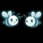 Boo Bees T-Shirt TeeTurtle