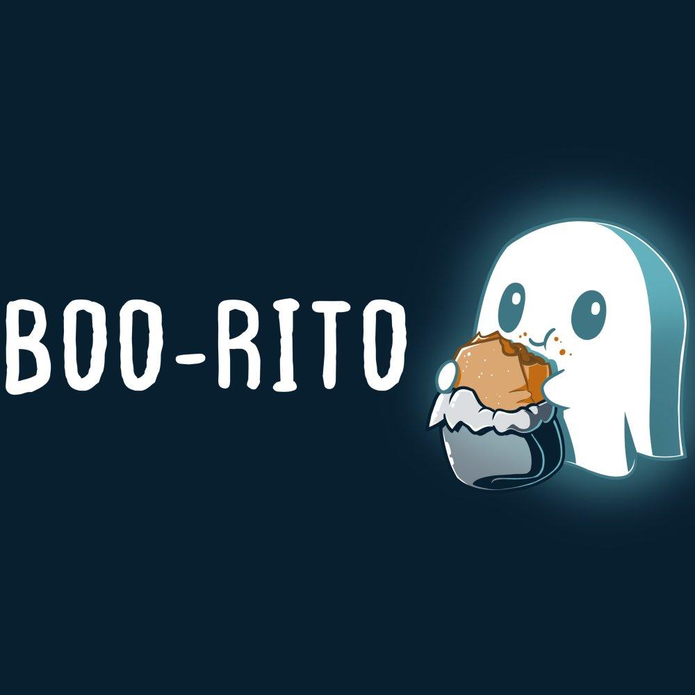 Boo-rito T-Shirt TeeTurtle
