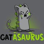 Catasaurus T-Shirt Teeturtle