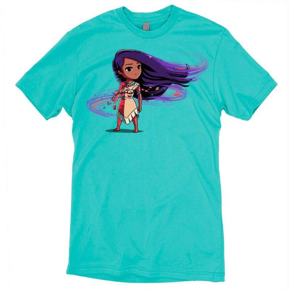 Colors of the Wind T-Shirt Disney TeeTurtle