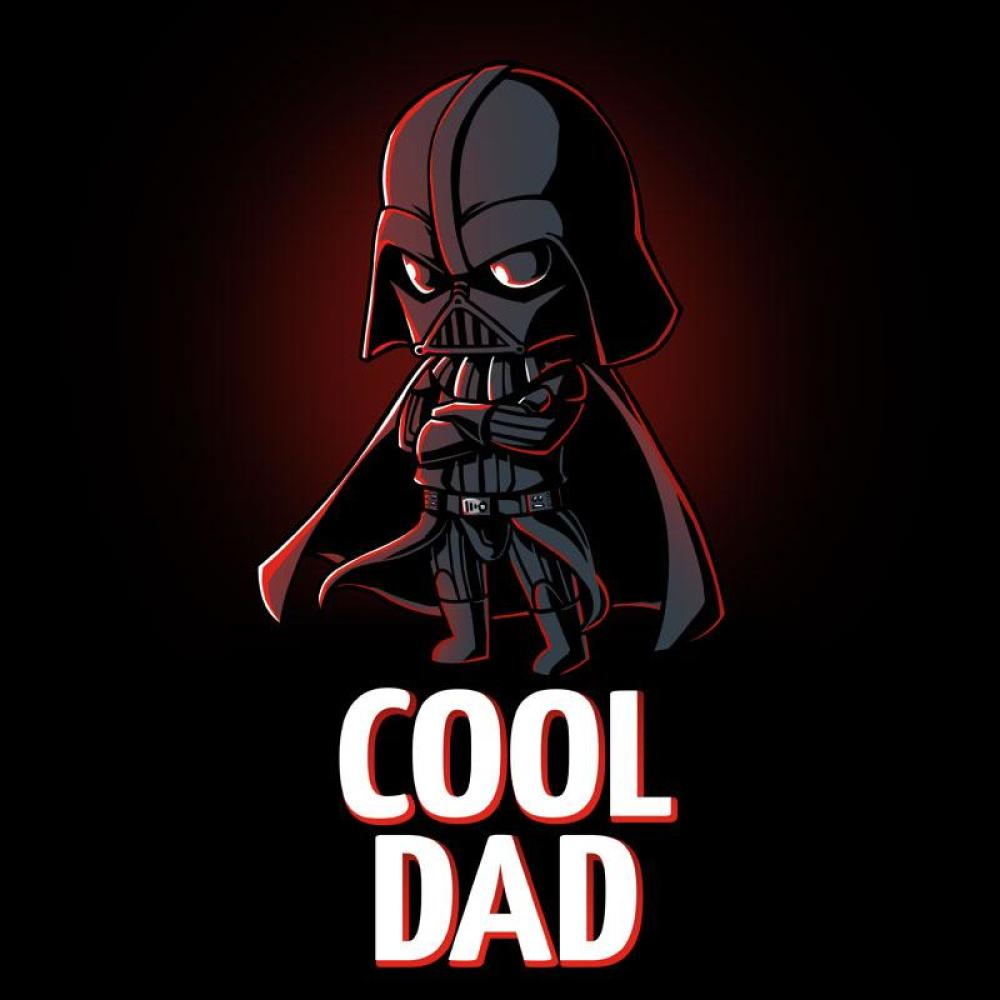 Cool Dad T-Shirt Star Wars TeeTurtle