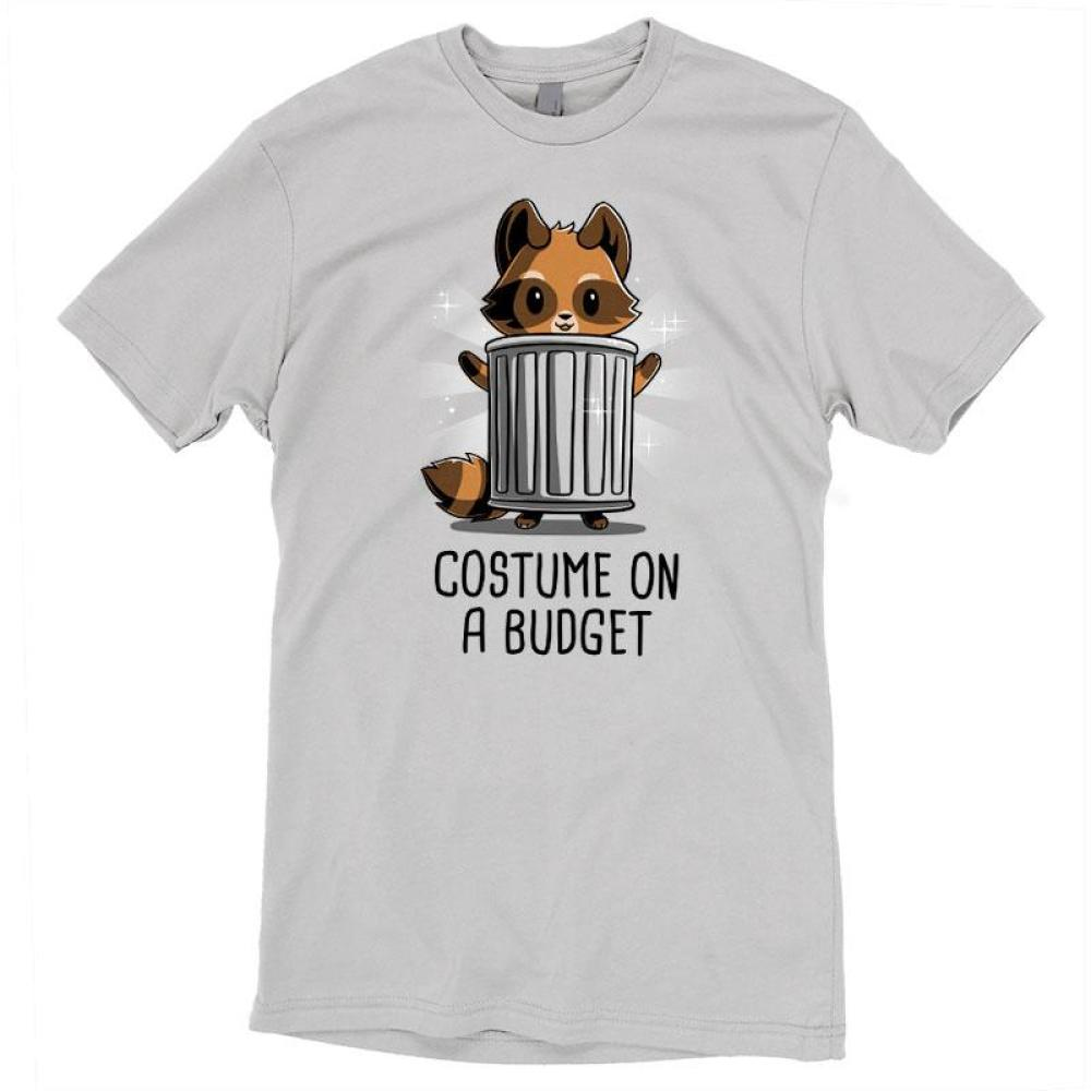 Costume On a Budget T-Shirt TeeTurtle