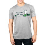 Crochet Your Own Luck Men's T-Shirt Model TeeTurtle