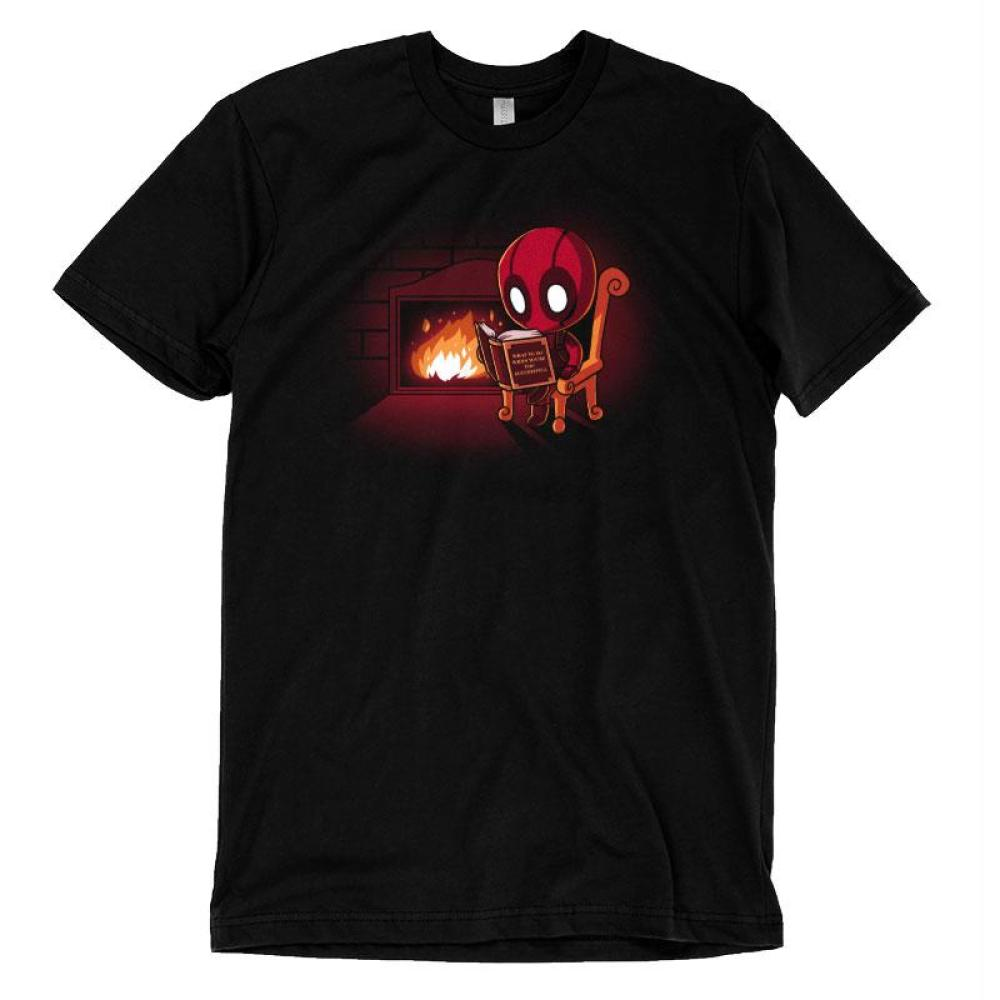 Deadpool's Secret of Success T-Shirt Marvel TeeTurtle - Deadpool/X-Men