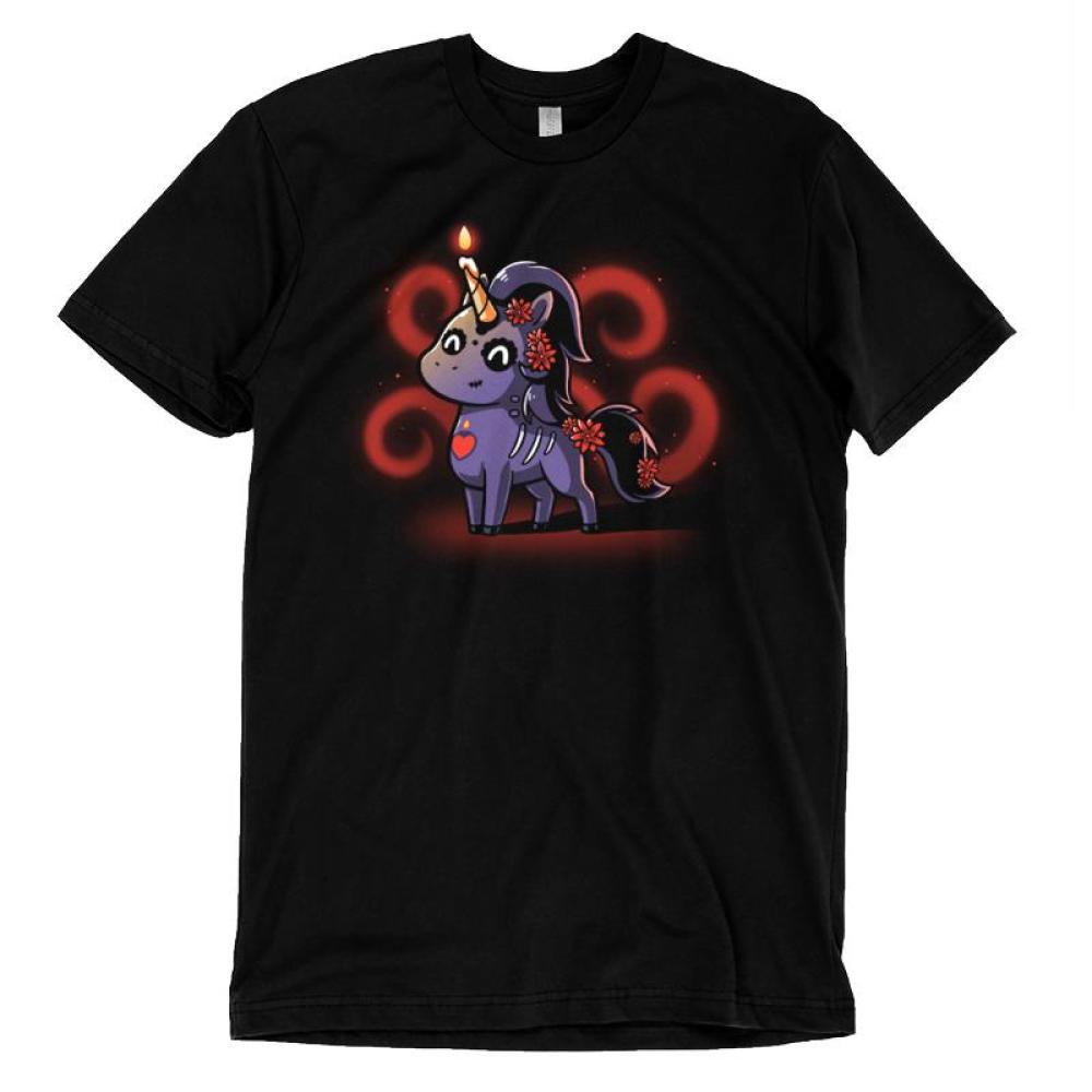 Dia de los Unicorns T-Shirt TeeTurtle