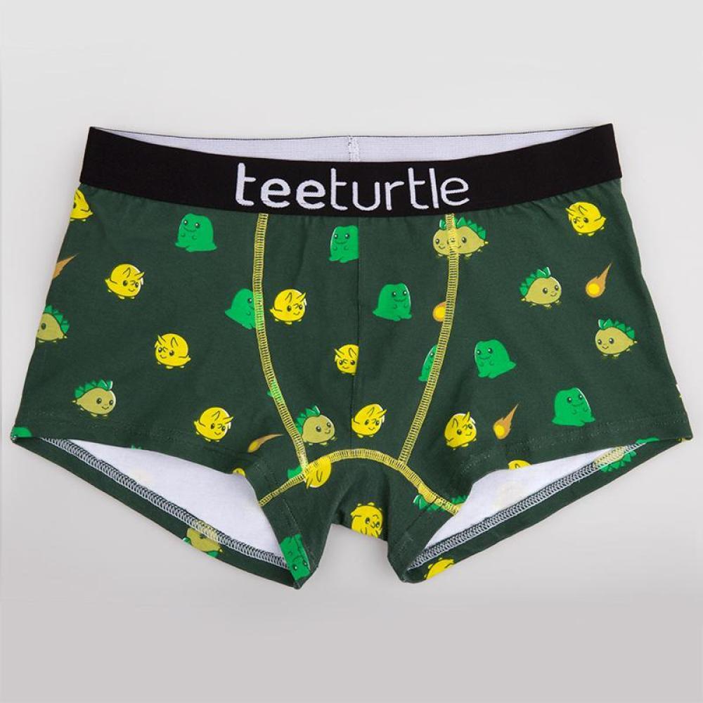 Dino Underwear TeeTurtle