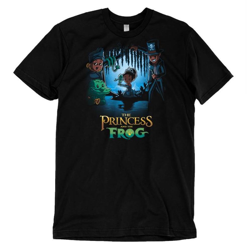 Disney The Princess and the Frog T-Shirt Disney TeeTurtle