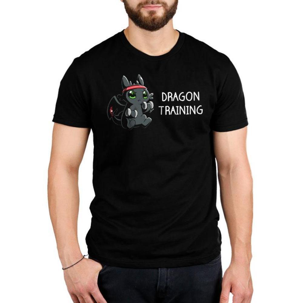 Dragon Training Standard T-Shirt Model How To Train Your Dragon TeeTurtle