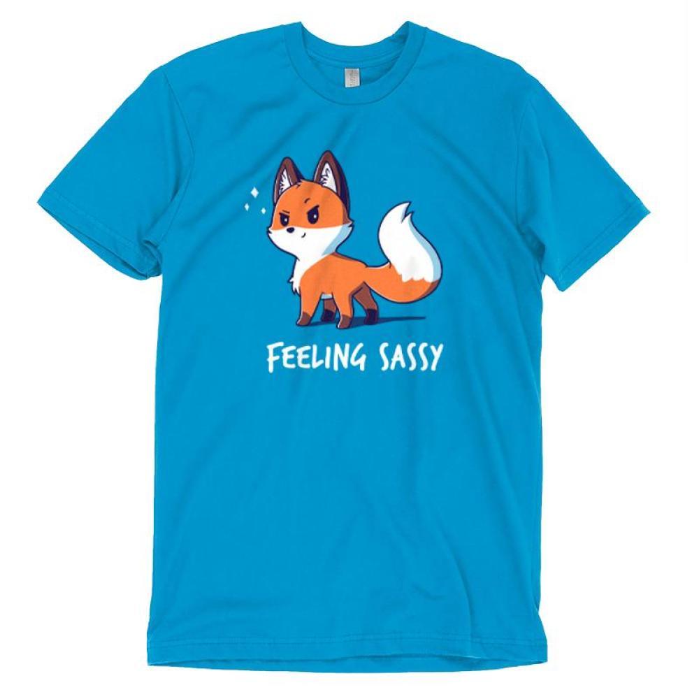 Feeling Sassy T-Shirt TeeTurtle