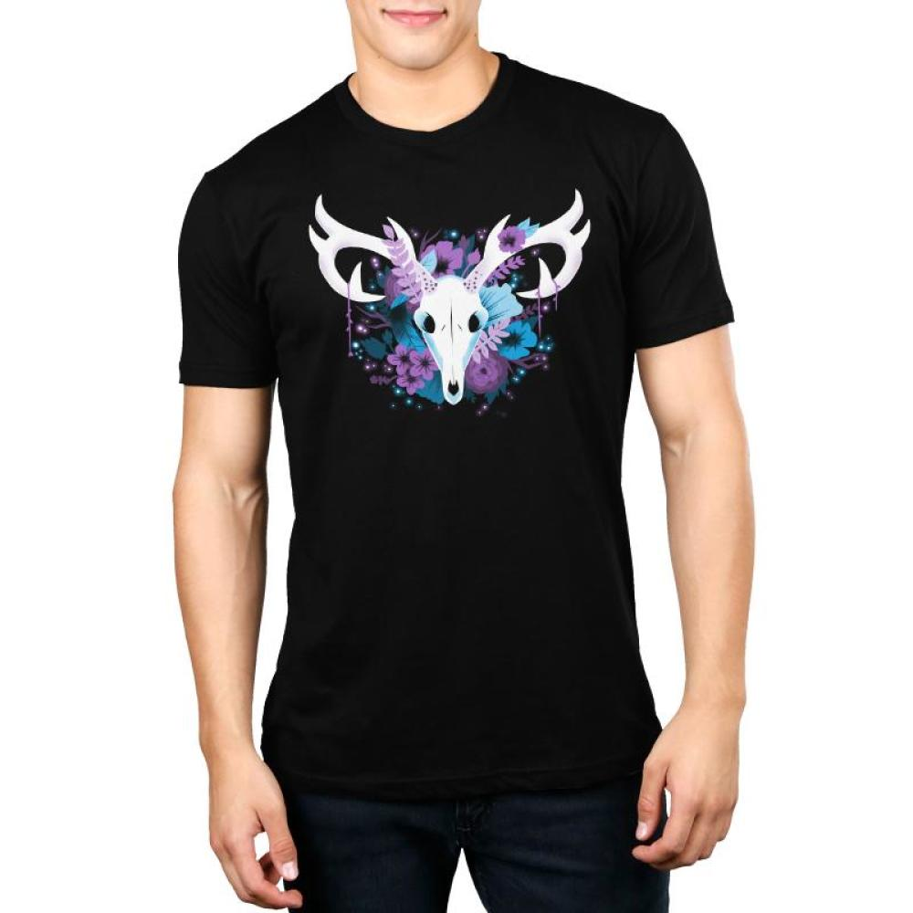 Flora and Fauna Men's T-Shirt Model TeeTurtle