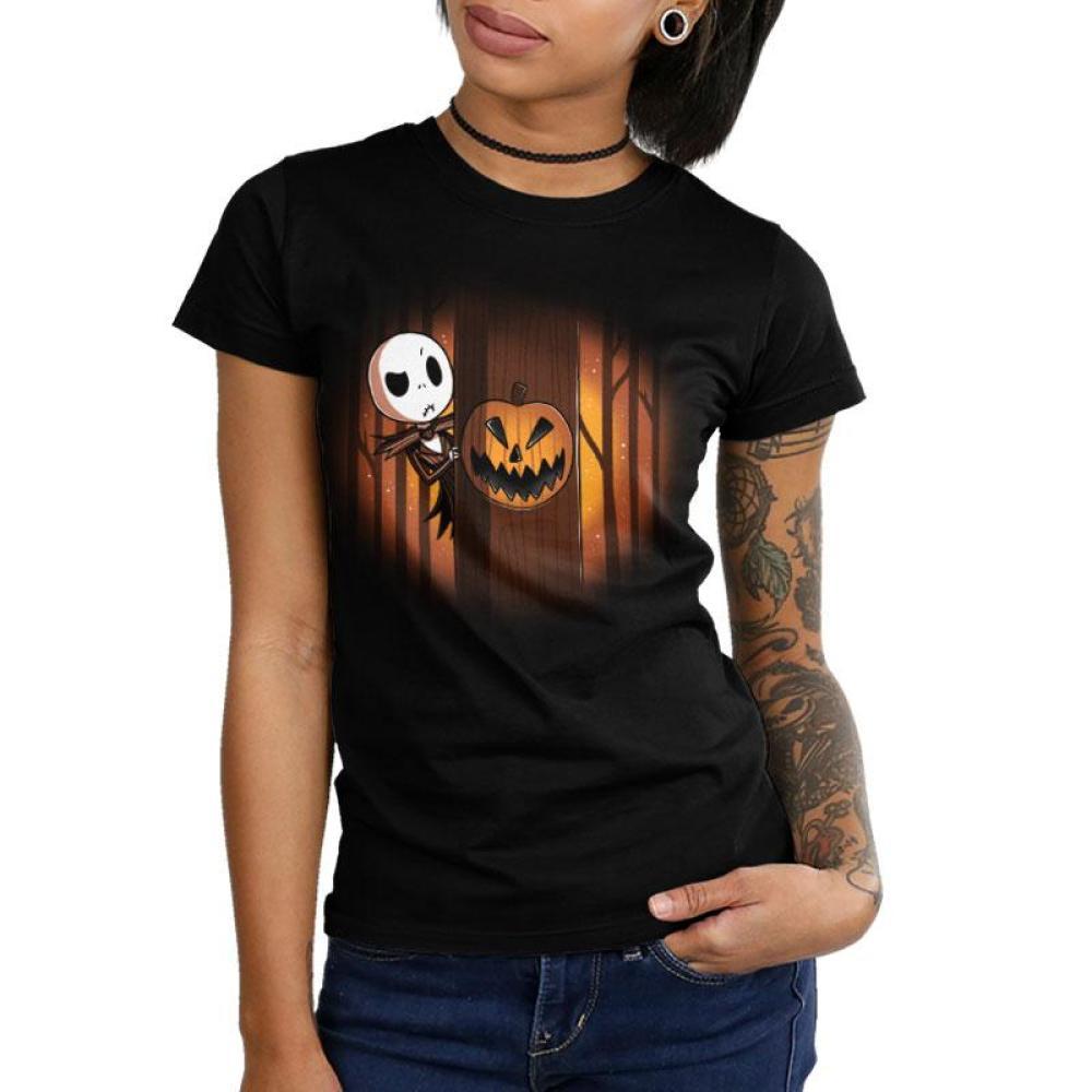 Halloween Town Juniors T-Shirt Model Disney TeeTurtle