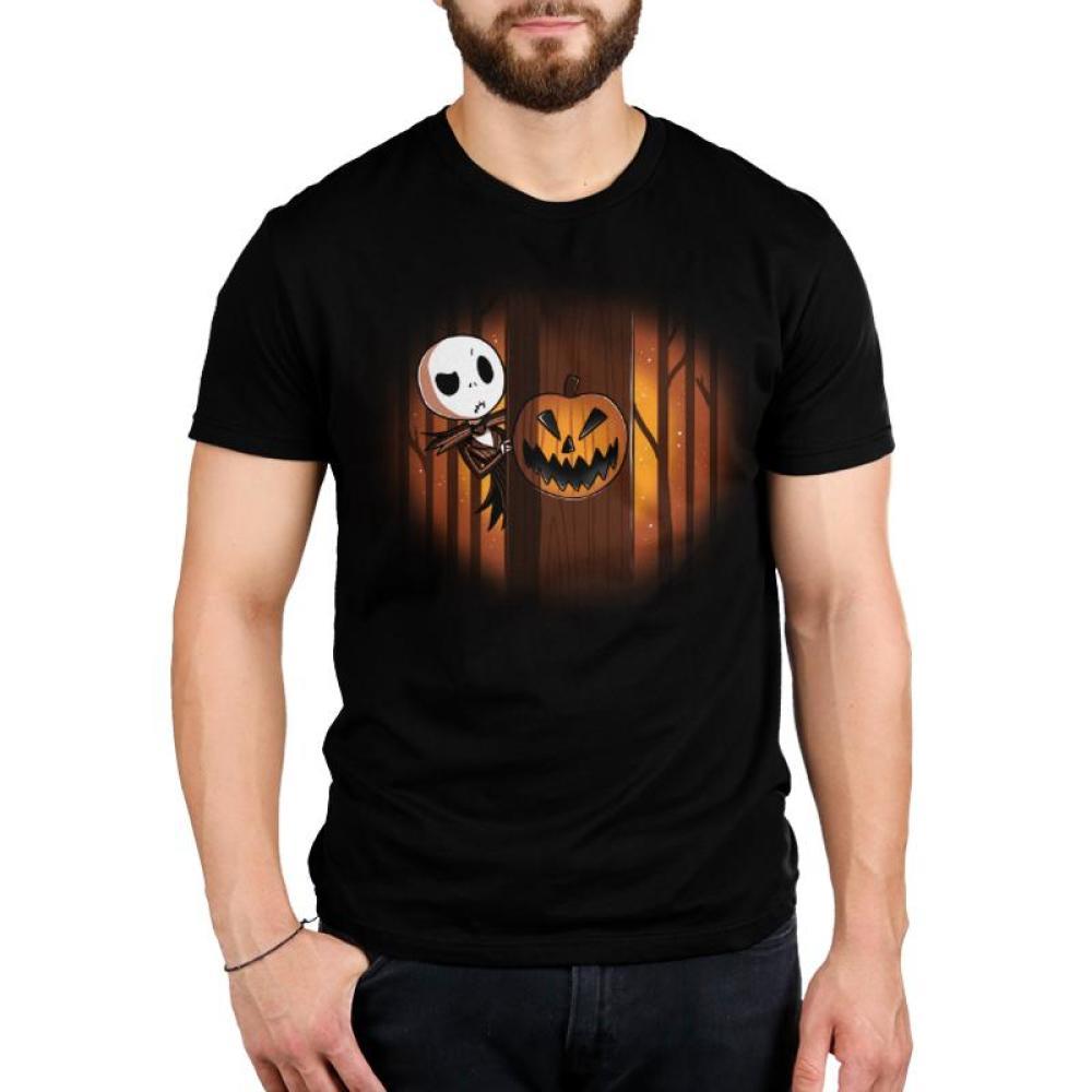 Halloween Town Men's T-Shirt Model Disney TeeTurtle