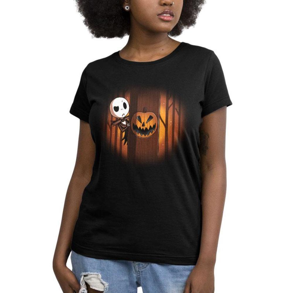 Halloween Town Women's T-Shirt Model Disney TeeTurtle