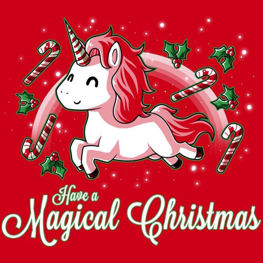 Have a Magical Christmas T-Shirt TeeTurtle
