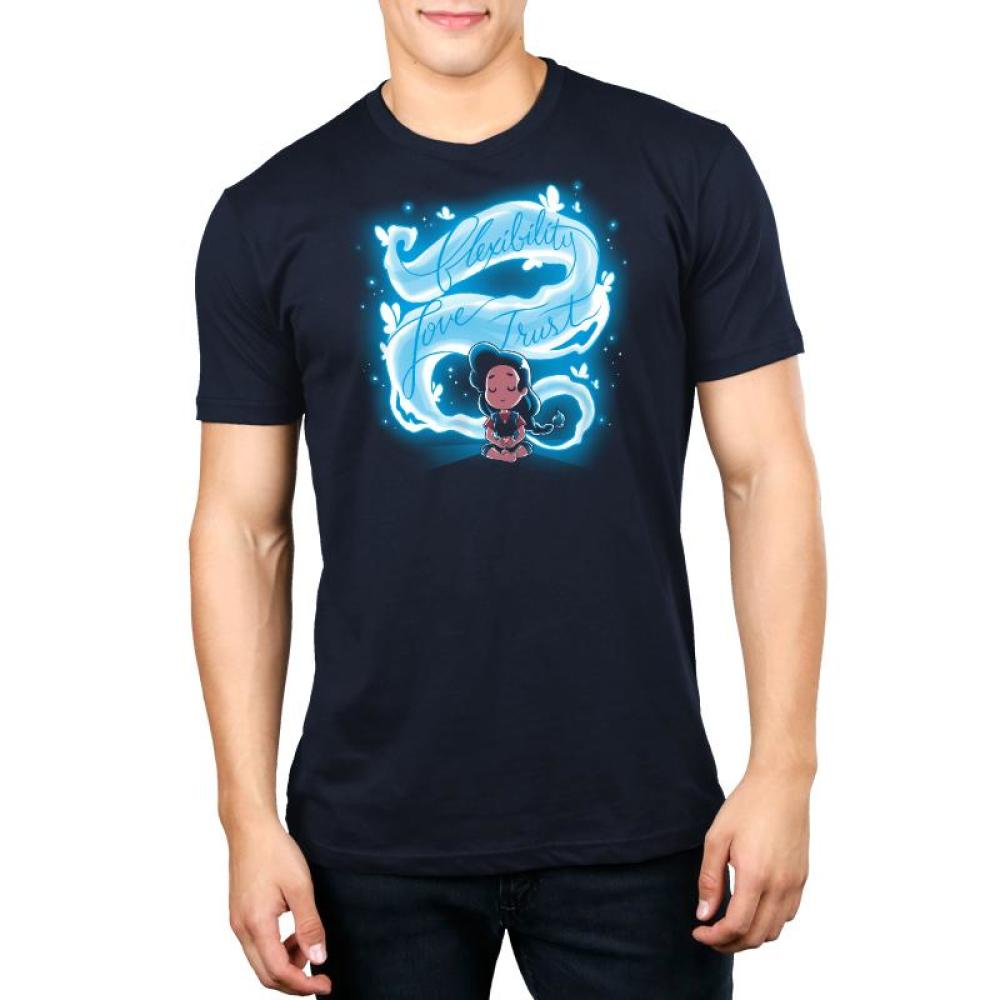 Here Comes a Thought Standard Unisex T-Shirt Model Steven Universe TeeTurtle