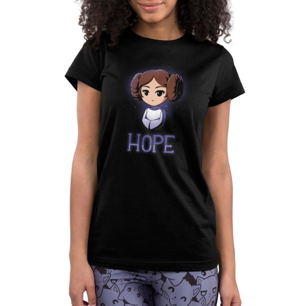 Hope Juniors T-Shirt Model Star Wars TeeTurtle