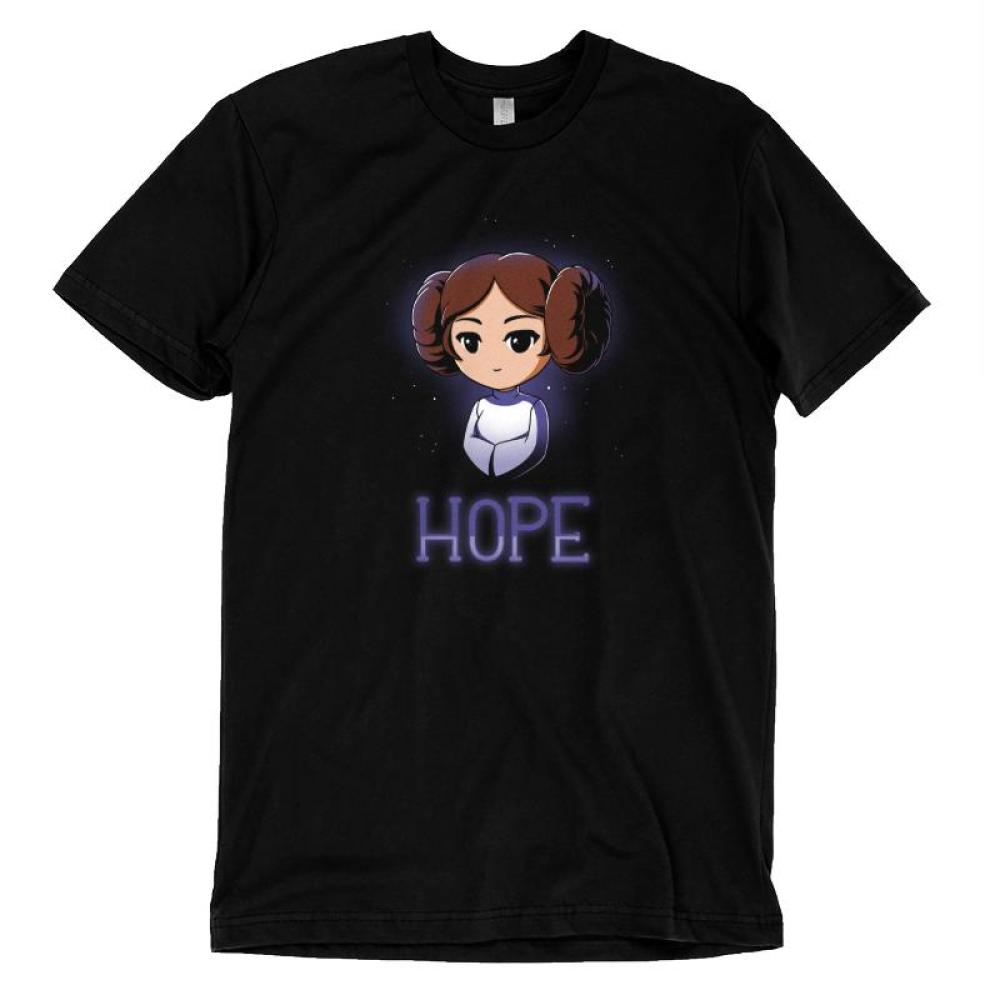 Hope T-Shirt Star Wars TeeTurtle