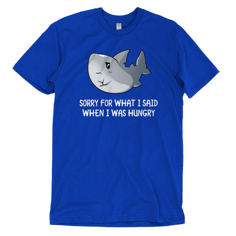 When I Was Hungry T-Shirt TeeTurtle