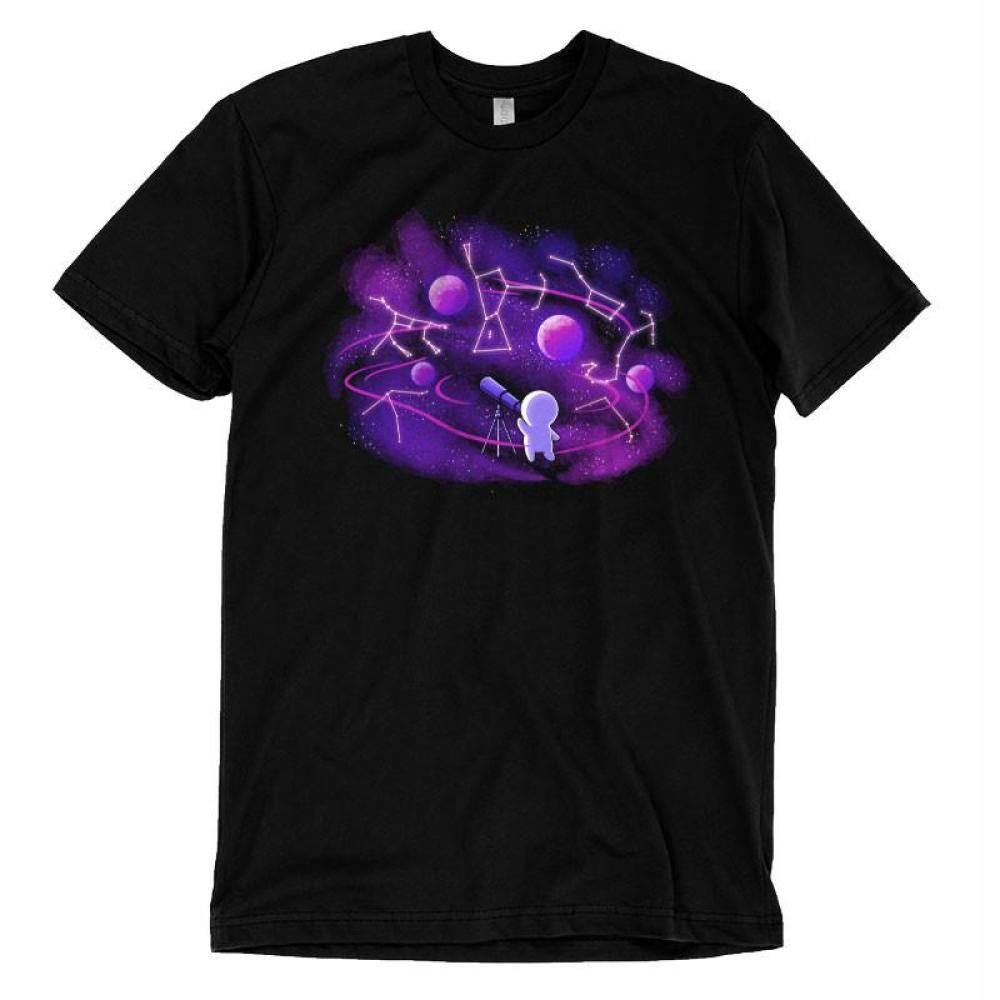 I'm A Space Nerd t-shirt TeeTurtle