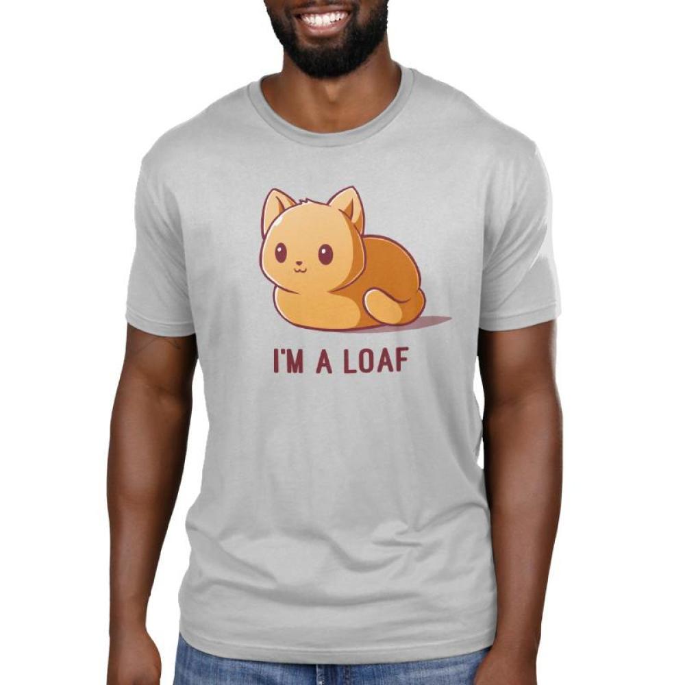 I'm a Loaf Men's T-Shirt Model TeeTurtle