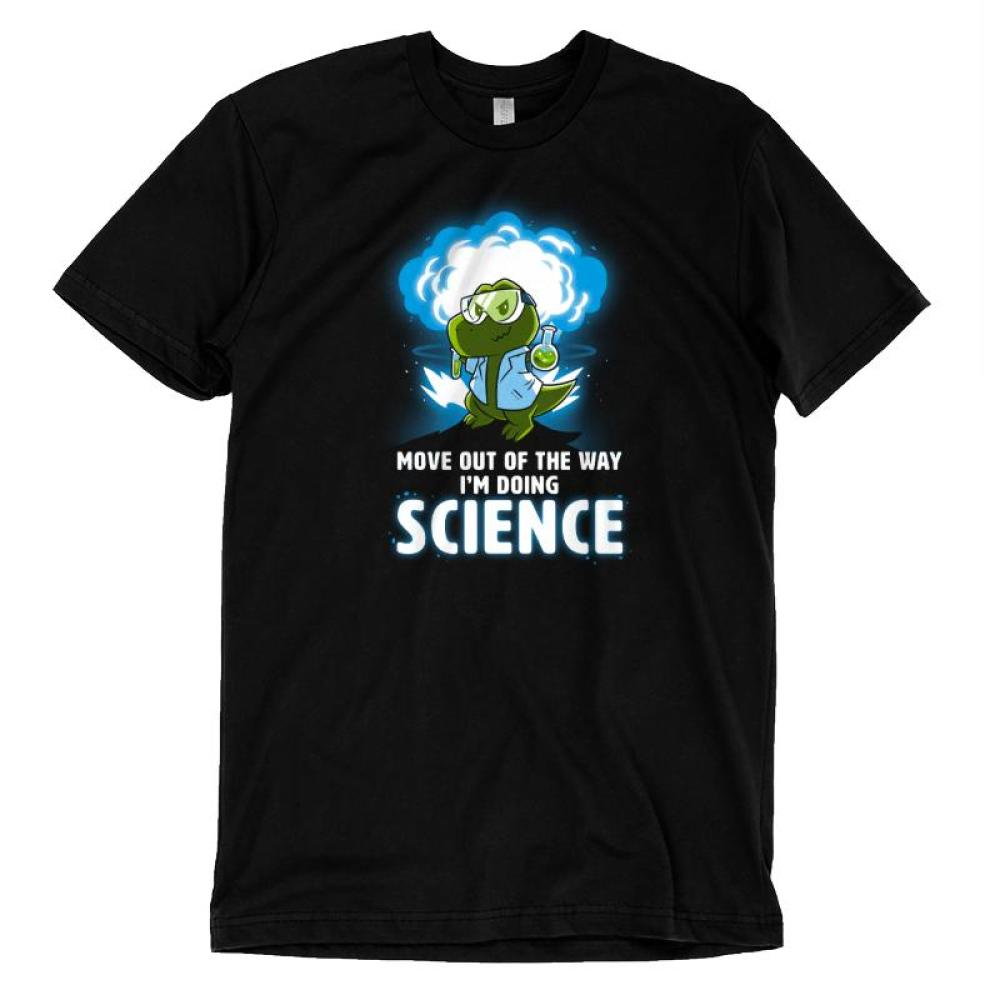 I'm Doing SCIENCE T-Shirt TeeTurtle